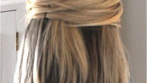 Cute Half Up Half Down Hairstyles for Straight Hair Cute Half Up Half Down Hairstyles for Short Hair New