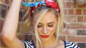 Cute Hip Hop Hairstyles 20 Gorgeous Bandana Hairstyles for Cool Girls