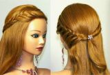 Cute Homecoming Hairstyles for Medium Length Hair Easy Hairstyles for Medium Hair Home Ing