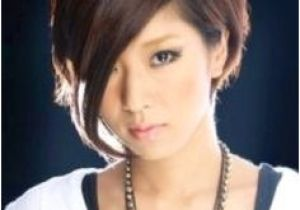 Cute Japanese Hairstyles for Round Face Cute Pixie Hairstyle for A Round Face