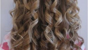 Cute Junior Hairstyles Cute Little Girl Curly Back View Hairstyles Prom Hairstyles
