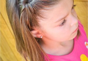 Cute Kid Hairstyles Easy 25 Little Girl Hairstyles You Can Do Yourself