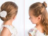 Cute Kid Hairstyles for School Easy Hairstyles for Girls that You Can Create In Minutes
