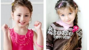 Cute Kid Hairstyles Long Hair Hairstyle Ideas for Children