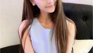 Cute Korean Haircut Korean Hairstyle for Girls Unique Cute Korean Straight Hairstyles