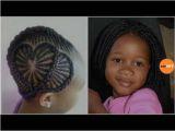 Cute Little Girl Cornrow Hairstyles Cute Cornrow Hairstyles for Little Girls for Anyone who