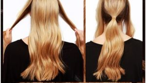 Cute Low Ponytail Hairstyles 10 Ways to Make Cute Everyday Hairstyles Long Hair