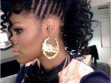 Cute Mohawk Hairstyles for Black Women Mohawk Hairstyles for Black Women top 10 Mohawk