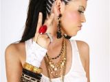 Cute Mohawk Hairstyles for Long Hair Cornrow Hairstyles with Shaved Sides