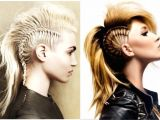 Cute Mohawk Hairstyles for Long Hair Mohawk Hairstyles for Women with Long Hair