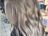 Cute Natural Highlights aschblond Balayage Der Haartrend Auf Pinterest