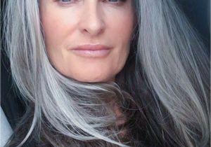 Cute Natural Highlights Salt and Pepper Gray Hair Grey Hair Silver Hair White Hair Don T