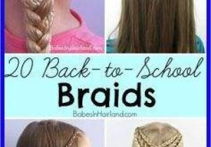 Cute New Hairstyles for School Easy Cute New Hairstyles for Back to School