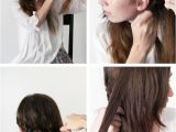 Cute Overnight Hairstyles Cute Hairstyles for Wet Hair Overnight