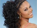 Cute Ponytail Hairstyles for Black Hair 12 Best Ponytail Hairstyles for Black Women with Black Hair