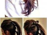 Cute Ponytail Hairstyles for Medium Length Hair 7 Super Cute Everyday Hairstyles for Medium Length Hair