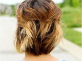 Cute Quick and Easy Hairstyles for Medium Hair 25 Cute and Easy Hairstyles for Short Hair