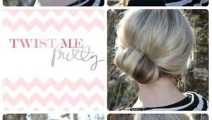 Cute Quick and Easy Hairstyles for Shoulder Length Hair 18 Quick and Simple Updo Hairstyles for Medium Hair