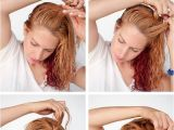 Cute Quick Hairstyles for Wet Hair Get Ready Fast with 7 Easy Hairstyle Tutorials for Wet