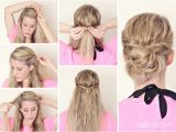 Cute Quick Hairstyles for Wet Hair Hairstyle Tutorials for Wet Hair Page 3