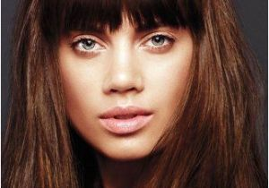 Cute Rocker Hairstyles Cute Ways to Cut Your Bangs Wispy Layered Bangs with
