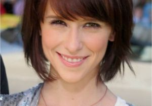 Cute Short Hairstyles for Oval Shaped Faces Cute Short Bob Hairstyle for Diamond Face Shapes
