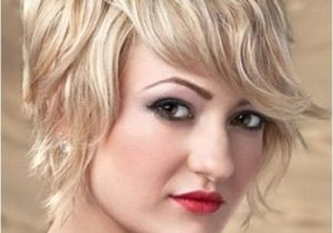 Cute Short Hairstyles for Square Faces Short Wispy Hairstyle for Square Faces