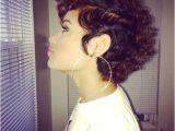 Cute Short Mohawk Hairstyles Short Haircuts for Black Women