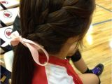 Cute softball Hairstyles 1000 Ideas About Cute Volleyball Hair On Pinterest