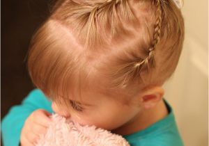 Cute toddler Hairstyles for Short Hair Styles for the Wispy Haired toddler Twist Me Pretty