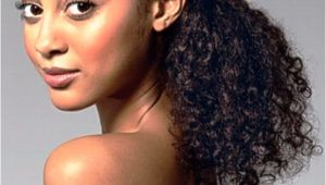 Cute Twist and Curls Hairstyles 12 Best Ponytail Hairstyles for Black Women with Black Hair