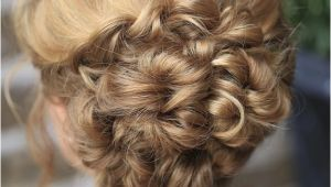 Cute Updo Hairstyles for Homecoming 21 Gorgeous Home Ing Hairstyles for All Hair Lengths