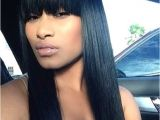 Cute Weave Hairstyles with Bangs 1000 Images About Weave with Bangs On Pinterest