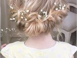 Cute Wedding Hairstyles for Kids Best 25 Kids Wedding Hairstyles Ideas On Pinterest