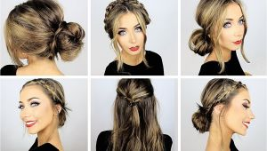 Cute Work Hairstyles for Long Hair Easy Cute Hairstyle for Work Hairstyles