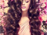 Deep U Haircut for Curly Hair 20 Cute Hairstyles for Long Hair
