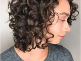 Deep U Haircut for Curly Hair 42 Curly Bob Hairstyles that Rock In 2019