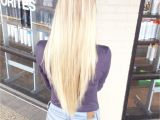 Deep V Cut Hairstyles Long Layered V Cut Reverse Layers Platinum Blonde Instagram