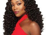 Deep Wave Braids Hairstyles Deep Wave Crochet Braids