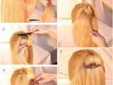 Different but Easy Hairstyles Easy Hairstyle for Special Occasions Alldaychic