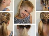 Different Easy Hairstyles for School 6 Easy Hairstyles for School that Will Make Mornings Simpler