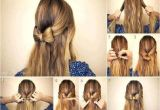 Different Easy Hairstyles for School Different and Easy Hairstyles Of 2014