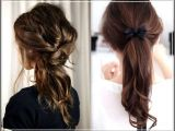Different Easy Hairstyles for School Different Kind Of Simple & Easy Hairstyles for School