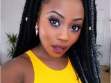 Different Hairstyles for Box Braids 50 Exquisite Box Braids Hairstyles that Really Impress