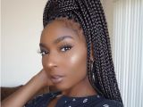 Different Hairstyles for Box Braids Flat Twists Hairstyles