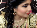Different Hairstyles for Wedding Reception Indian Perfect south Indian Bridal Hairstyles for Receptions