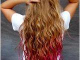 Dip Dye Hairstyles Pinterest Dip Dyed Hair H A I R Pinterest