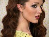 Diy 1950 S Hairstyles 6 Gorgeous Diy Vintage Hairstyles Hairstyles