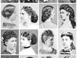 Diy Edwardian Hairstyles Victorian Hairstyles 1859 1869 Pinterest