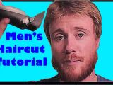 Diy Haircut Men Do It Yourself Men S Hair Cut Tutorial Quick & Easy
